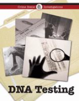 Cover image for DNA evidence