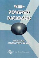 Cover image for Web-powered databases
