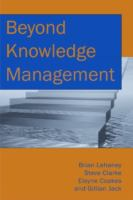 Cover image for Beyond knowledge management