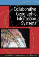 Cover image for Collaborative geographic information systems