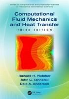 Cover image for Computational fluid mechanics and heat transfer