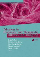 Cover image for Advances in diagnostic and therapeutic ultrasound imaging [electronic resource]