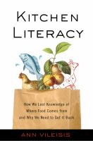 Cover image for Kitchen Literacy