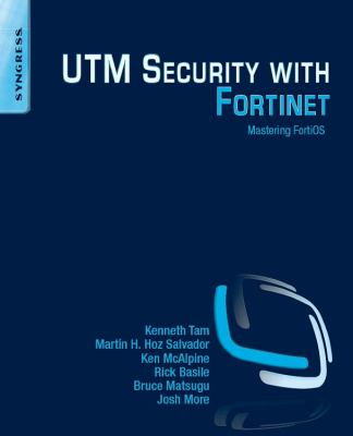 Cover image for UTM security with Fortinet : Mastering FortiOS