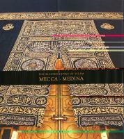 Cover image for Islam' in iki kutsal sehri : Mekke - Medine = Blessed cities of Islam : Mecca - Medina