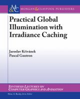 Cover image for Practical global illumination with irradiance caching