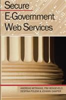 Cover image for Secure e-government web services