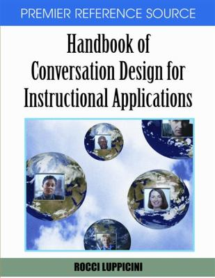 Cover image for Handbook of conversation design for instructional applications