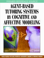 Cover image for Agent-based tutoring systems by cognitive and affective modeling
