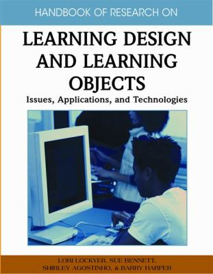 Cover image for Handbook of research on learning design and learning objects : issues, applications and technologies