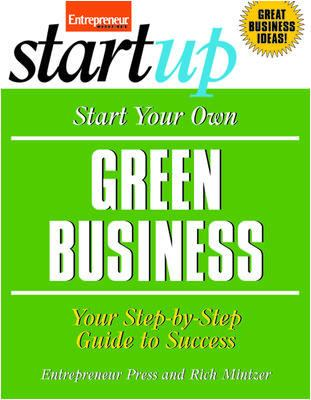 Cover image for Start your own green business
