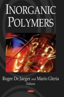 Cover image for Inorganic polymers