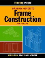Cover image for Graphic guide to frame construction