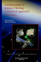 Cover image for Fundamentals of Kalman filtering : a practical approach