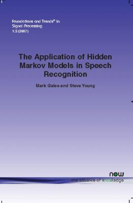 Cover image for The application of hidden markov models in speech recognition
