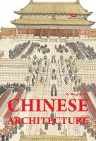 Cover image for Chinese architecture