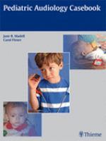 Cover image for Pediatric audiology casebook