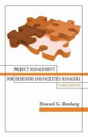 Cover image for Project management for designers and facilities managers