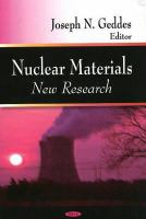 Cover image for Nuclear materials : new research