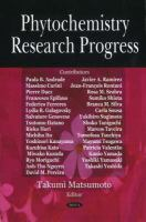 Cover image for Phytochemistry research progress