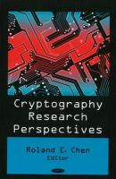 Cover image for Cryptography research perspectives