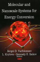 Cover image for Molecular and nanoscale systems for energy conversion