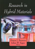 Cover image for Research in hybrid materials