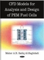 Cover image for CFD models for analysis and design of PEM fuel cells