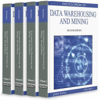 Cover image for Encyclopedia of data warehousing and mining