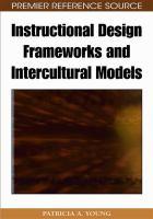 Cover image for Instructional design frameworks and intercultural models