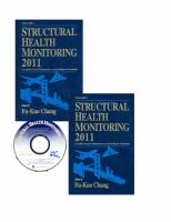 Cover image for Structural health monitoring 2011 : condition based maintenance and intelligent structures
