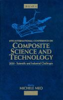 Cover image for 9th International Conference on Composite Science and Technology 2020 - Scientific and Technical Challenges