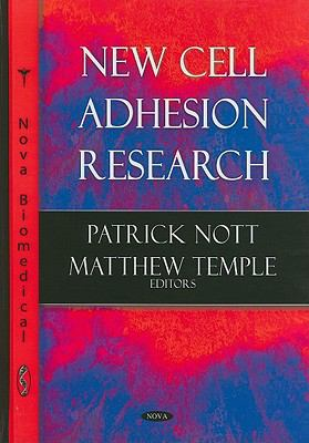 Cover image for New cell adhesion research