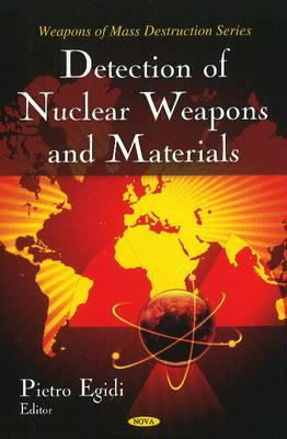 Cover image for Detection of nuclear weapons and materials