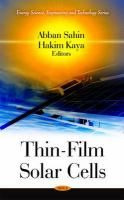 Cover image for Thin-film solar cells