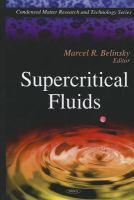 Cover image for Supercritical fluids