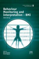 Cover image for Behaviour monitoring and interpretation - BMI : well-being