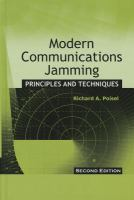 Cover image for Modern communications jamming : principles and techniques