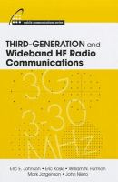 Cover image for Third-generation and wideband HF radio communications
