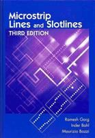 Cover image for Microstrip lines and slotlines