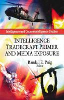 Cover image for Intelligence tradecraft primer and media exposure