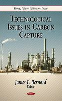 Cover image for Technological issues in carbon capture
