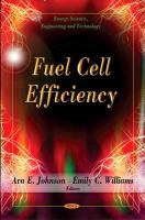 Cover image for Fuel cell efficiency