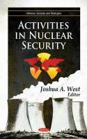 Cover image for Activities in nuclear security