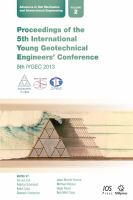 Cover image for Proceedings of the 5th international young geotechnical engineers' conference : 5th IYGEC 2013