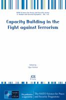 Cover image for Capacity building in the fight against terrorism