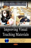 Cover image for Improving visual teaching materials
