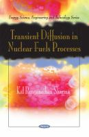 Cover image for Transient diffusion in nuclear fuels processes
