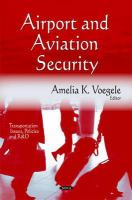 Cover image for Airport and aviation security