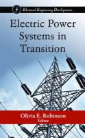 Cover image for Electric power systems in transition